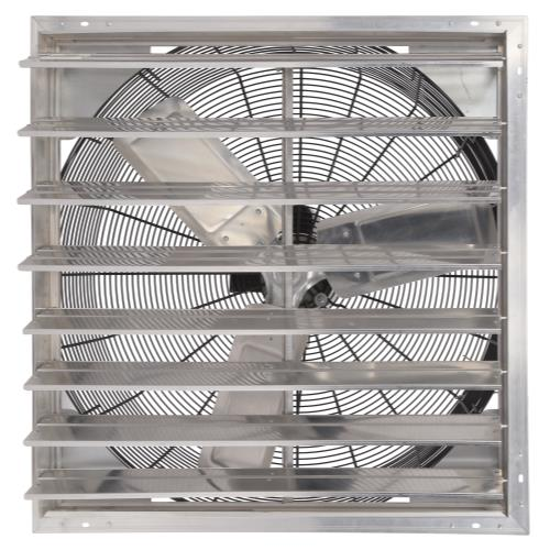 Hurricane Pro Shutter Exhaust Fan 30 in