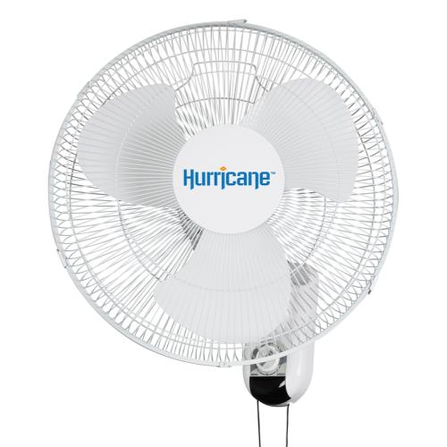 Hurricane Classic Wall Mount Oscillating Fan 16 in