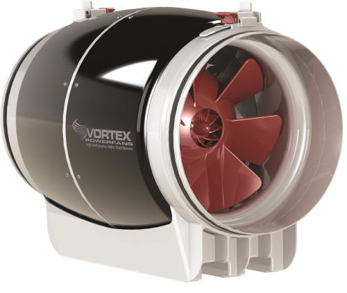 Vortex S Line S-1000 10 in Fan 1081 CFM