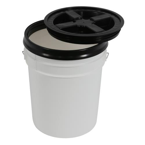Gamma Seal Lid for 3.5 and 5 Gallon Buckets (10/Pack)
