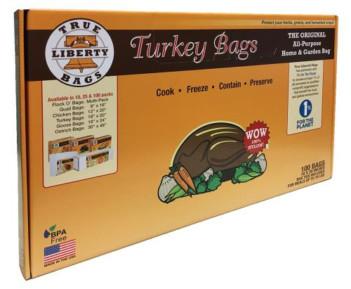 True Liberty Turkey Bags (100/Pack)