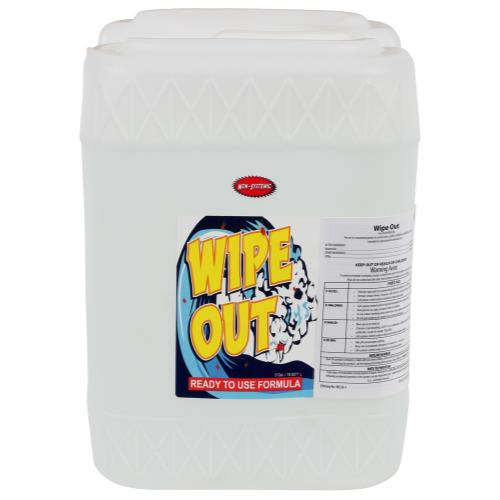 Wipe Out 5 Gallon