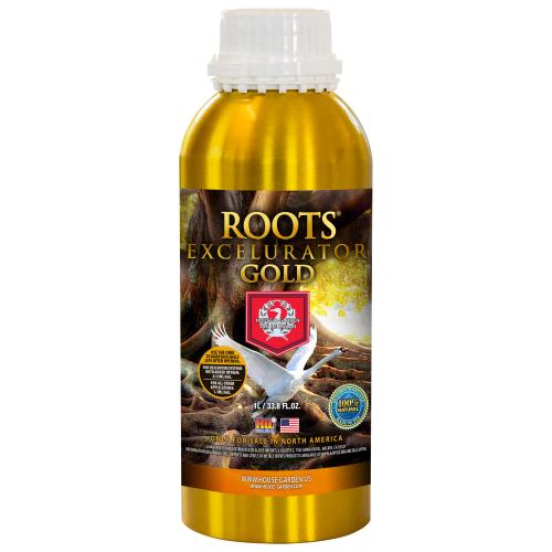 House and Garden Root Excelurator Gold 500 ml