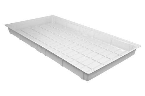 Duralastics ID Tray 4 ft x 8 ft - White 5/Case