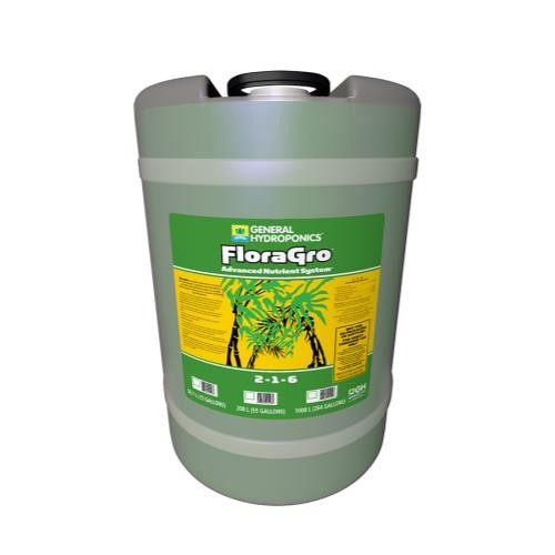 GH Flora Gro 15 Gallon (2/Case)