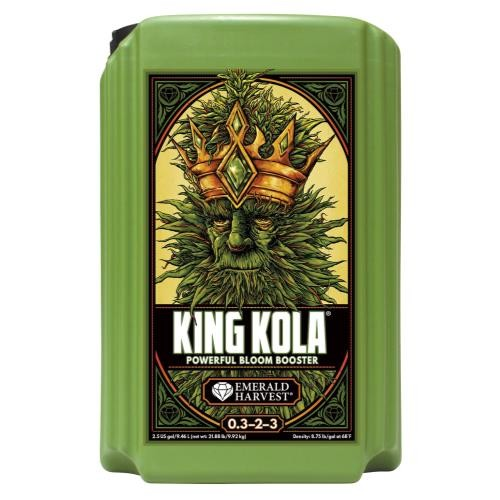 Emerald Harvest King Kola 2.5 Gal/9.46 L   (2/Case)