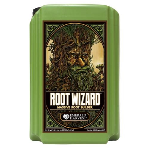 Emerald Harvest Root Wizard 2.5 Gal/9.46 L