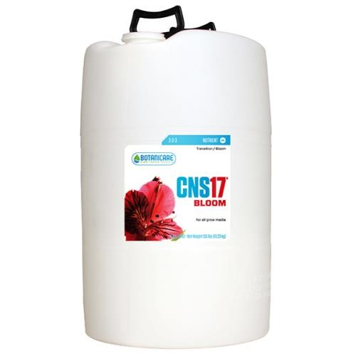 Botanicare CNS17 Bloom 15 Gallon (2/Case)
