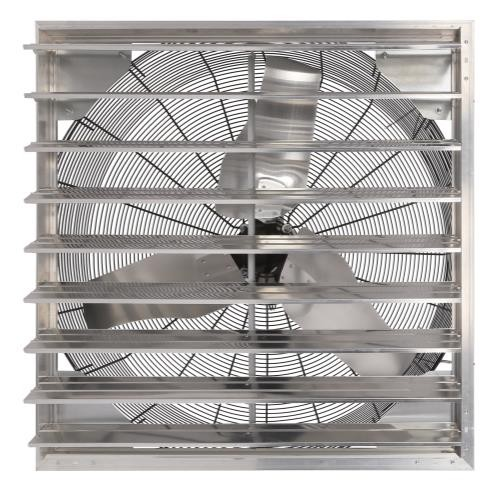 Hurricane Pro Shutter Exhaust Fan 36 in
