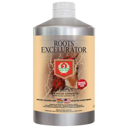 House and Garden Roots Excelurator Silver 5 Liter