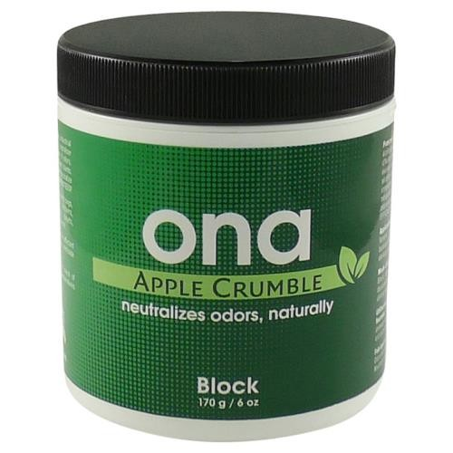 Ona Block Apple Crumble 6 oz