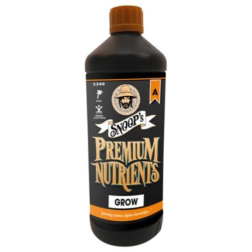 Snoop's Premium Nutrients Grow A Coco 1 Liter