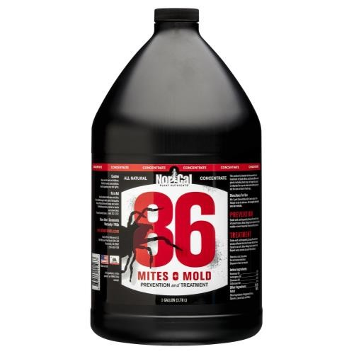 86 Mites and Mold 1 Gallon Concentrate (Makes 5 Gallons)