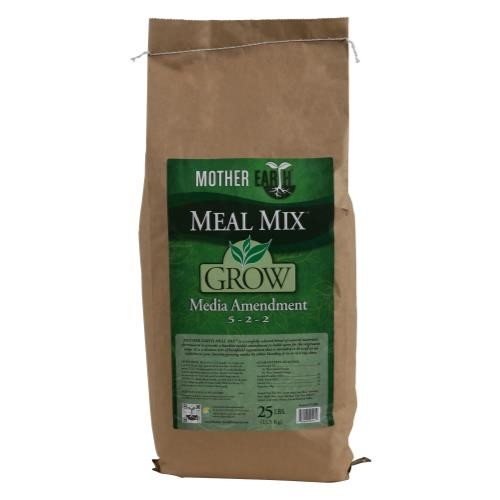 Mother Earth Meal Mix Grow 25 lb