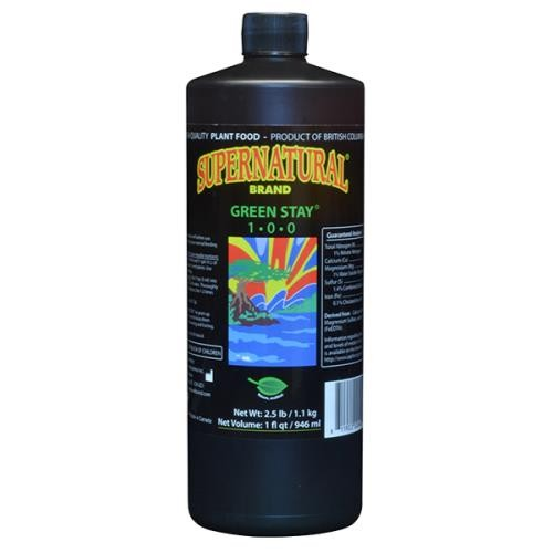 Supernatural Green Stay 1 Liter