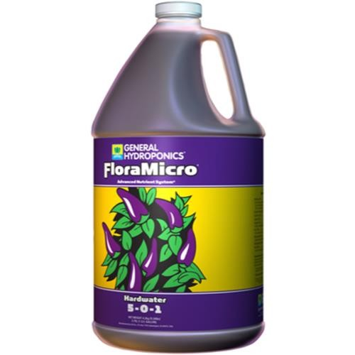 GH Hardwater Flora Micro Gallon