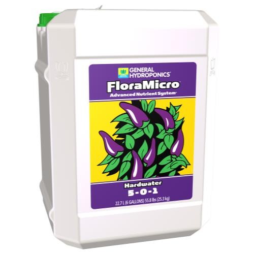 GH Hardwater Flora Micro 6 Gallon