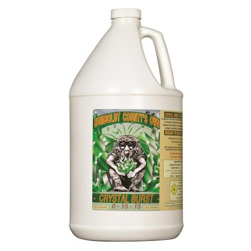 Emerald Triangle Crystal Burst Gallon 0 - 15 - 15