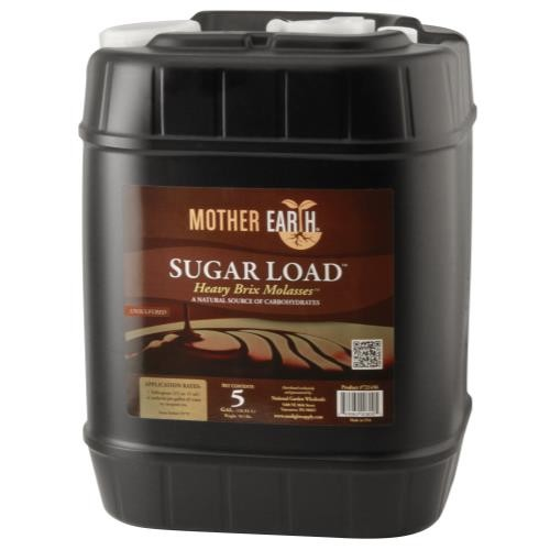 Mother Earth Sugar Load Heavy Brix Molasses 5 Gallon