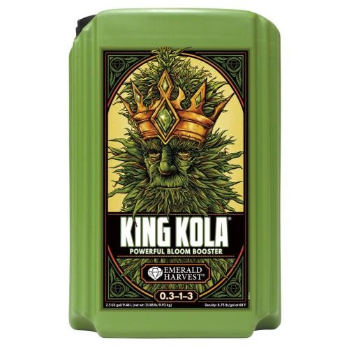 Emerald Harvest King Kola 2.5 Gal/9.46 L  (FL, NM, PA)