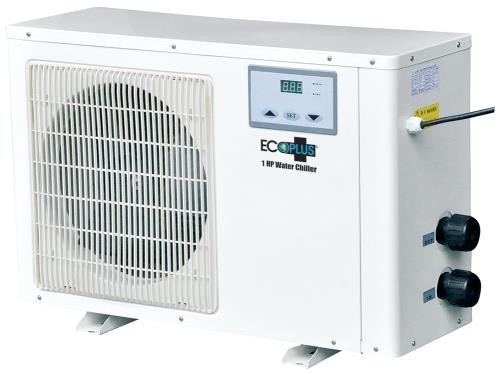 EcoPlus Commercial Grade Water Chiller 1 HP