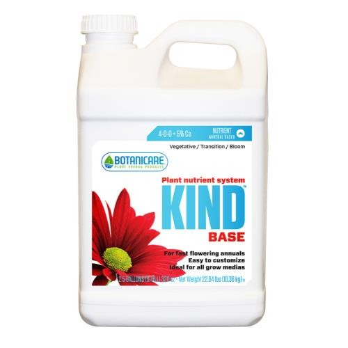 Botanicare Kind Base 2.5 Gallon  4 - 0 - 0