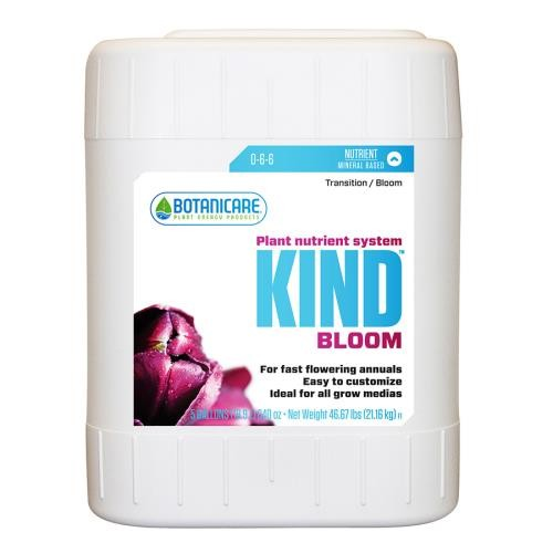 Botanicare Kind Bloom 5 Gallon 0 - 6 - 6