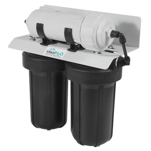 Ideal H2O Catalytic Reverse Osmosis System - 600 GPD