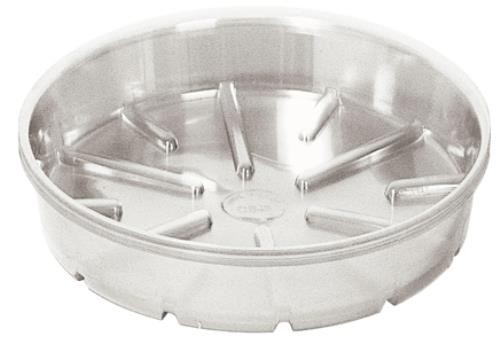 Bond Clear Plastic Saucer 12 in (25/Bag)