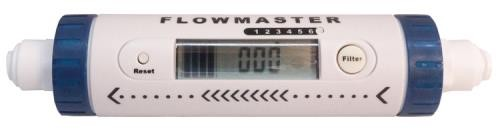 Hydro-logic Flowmaster Low Flow Model 1/4 in