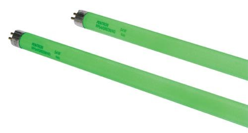Spectralux Green T5 HO 24W 2 ft (10/Pack)